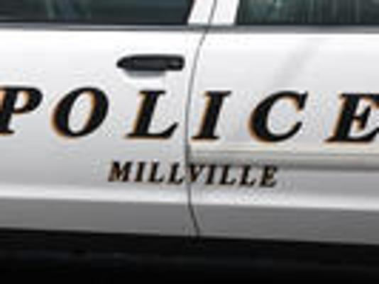 Millville police cruiser