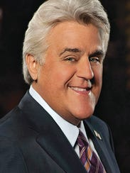 Jay Leno will speak on April 25, 2019, as part of the