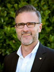 Patrick Patterson was named president and CEO of Volunteers