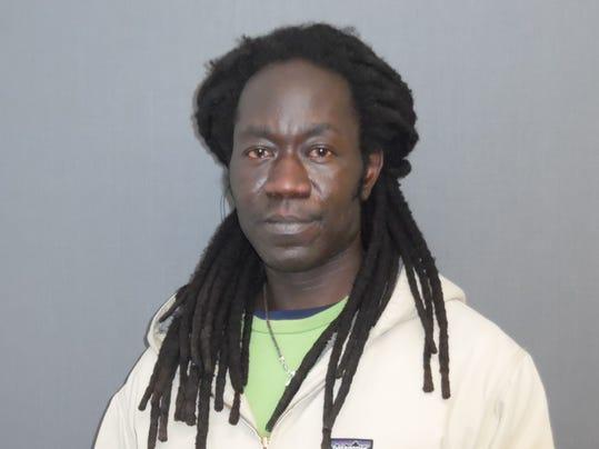 Mohamadou Ndione mugshot for DUI #3