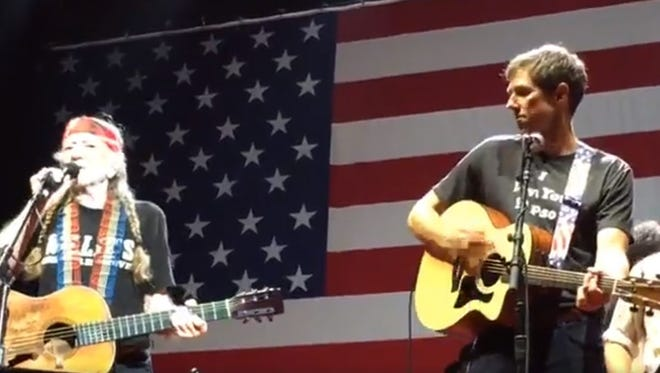 "The Texas campaign for U.S. Senate got a little more country this Labor Day weekend, when a group called ""the Betones"" released a music video supporting Beto O'Rourke and taking jabs at Ted Cruz. In July, Beto O'Rourke played with Willie Nelson, and in March, Ted Cruz released a parody of Alabama's ""If You're Gonna Play in Texas"" that took shots at the El Paso congressman."