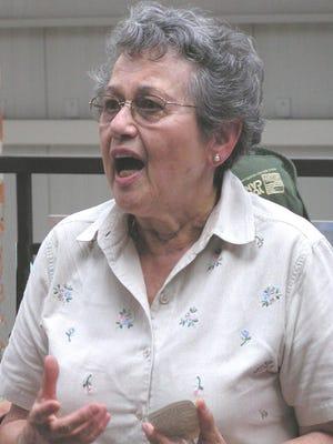 Helen Levinson.