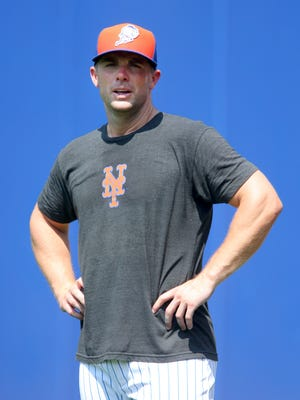 David Wright has played in just eight games this season.