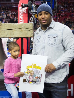 Former Cincinnati Bengals defensive tackle Devon Still announced his daughter Leah is cancer free.