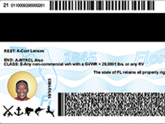 New florida ids to hit 8 test markets next month for Broward motor vehicle registration