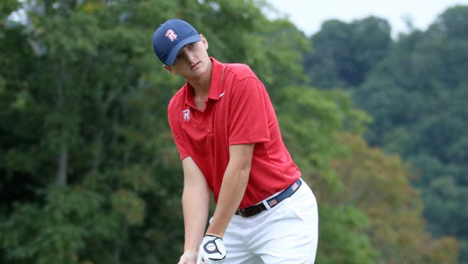 Parker See, a 2016 Fort Defiance graduate now attending Radford University, fired a 7-under-par 65 at the Bide-A-Wee Golf Course in Portsmouth to qualify for the 105th VSGA Amateur Championship next week at the Federal Club in Glen Allen.