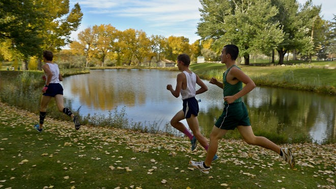 Runners will be at Eagle Falls Golf Course on Friday instead of Anaconda Hills.