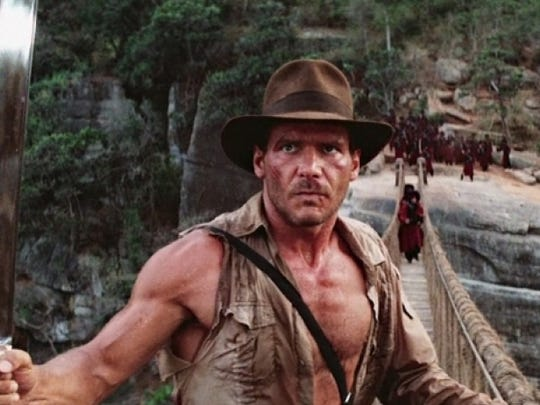 """Indiana Jones and the Temple of Doom"" will play 3 p.m. July 28 and 5 p.m. July 29."
