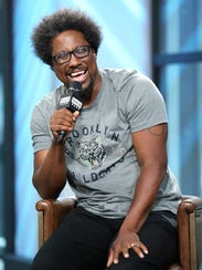 Comedian W. Kamau Bell visits Build Series to discuss