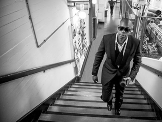 Check out Dave Chappelle at the U.S. Cellular Center