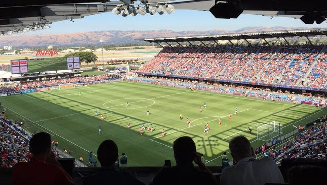 Enquirer FC Cincinnati beat reporter Patrick Brennan discussed his experience covering FC Cincinnati's front office representatives' time at MLS All-Star Week in San Jose.