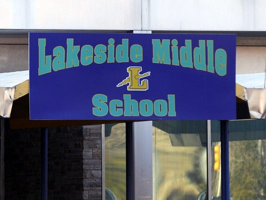 Lakeside Middle School Carousel