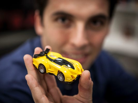 Change Agents: Toying with the next big idea at Anki
