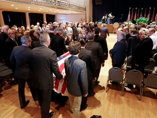 Fred Thompson Funeral