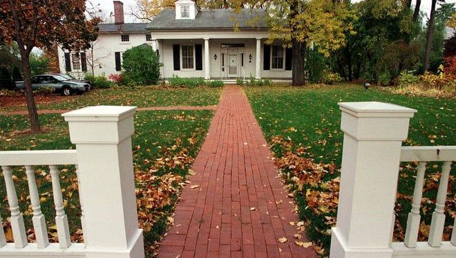 Historic Hazelwood, located on Monroe Avenue in Green Bay.