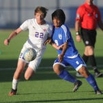 Cooper's Carr signs with England-based soccer academy