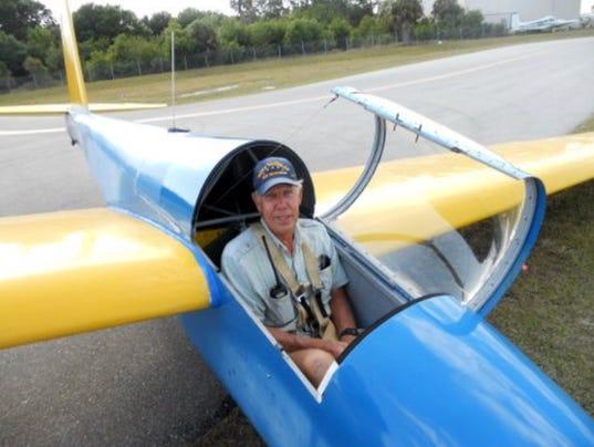Tom Irlbeck loved flying