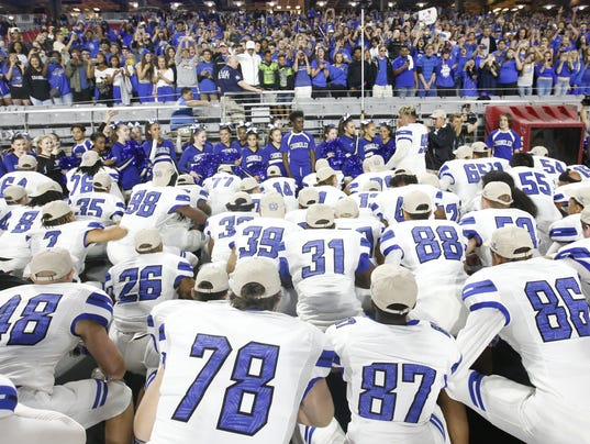 Chandler football to play in Texas in national bowl game