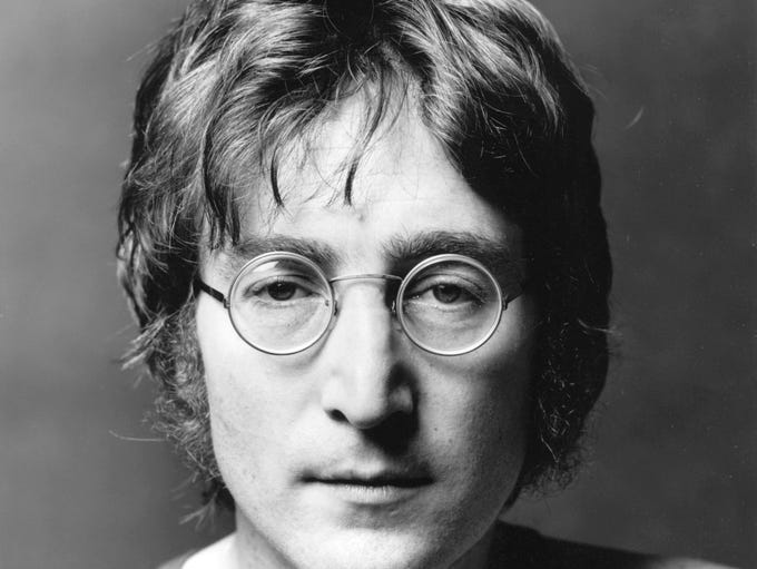 John Lennon was part of the most commercially successful