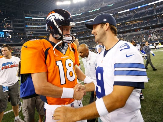 NFL: Preseason-Denver Broncos at Dallas Cowboys