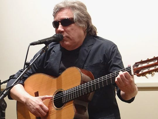Jose Feliciano brings his holiday hit 'Feliz Navidad' to Borgata's Music Box on Dec. 17 at 8 p.m.