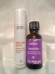 Aveda Daily Light Guard and Lavender