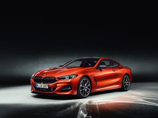 2019 Bmw 8 Series Coupe All New Luxury Car Hits Top Speed Of 155 Mph
