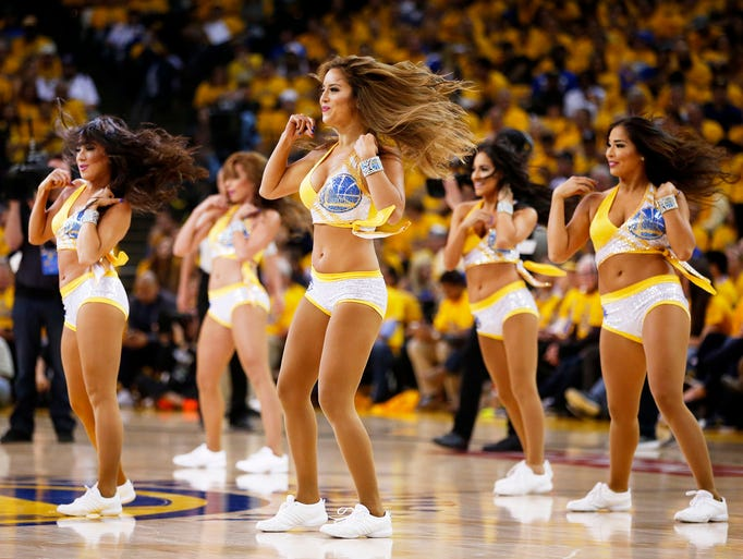 Scenes from the NBA Finals