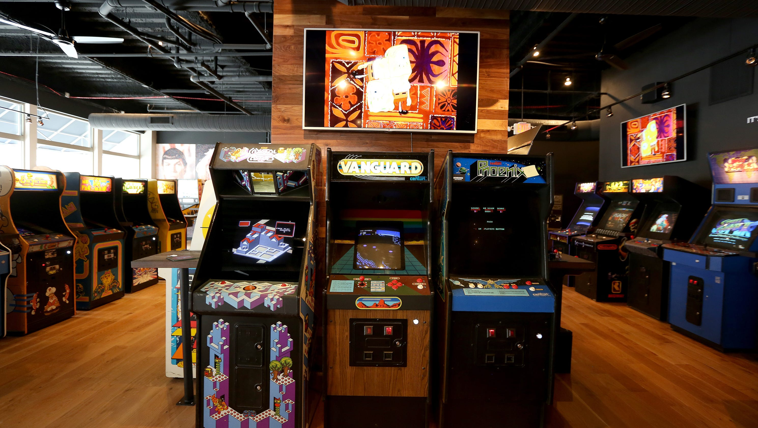 16 Bit Bar Arcade Opening In Otr