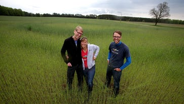 Soil to spirits: Distillery farms its own ingredients Up North