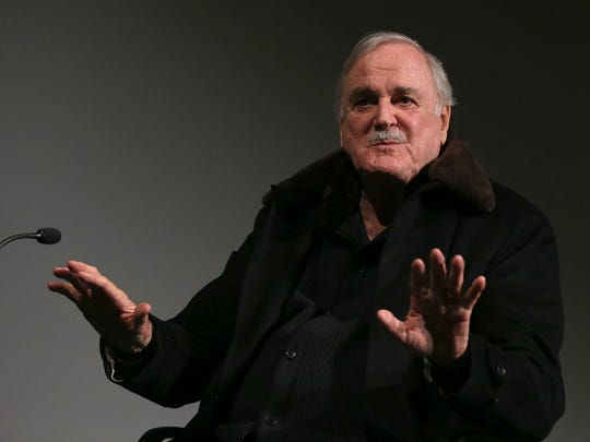 "John Cleese stars in the documentary ""Monty Python: The Meaning of Live."""