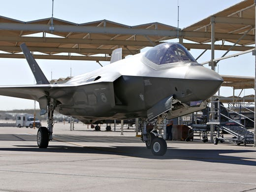 deedee703362 Our View  How Trump s attacks on F-35 and Boeing hurt Arizona