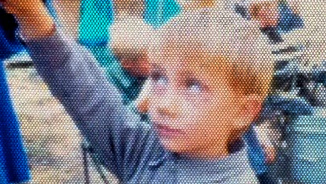 A 5-year-old boy went missing Thursday while camping about 12 miles south of Jacobs Lake with his family, the Coconino County Sheriff's Office is reporting.