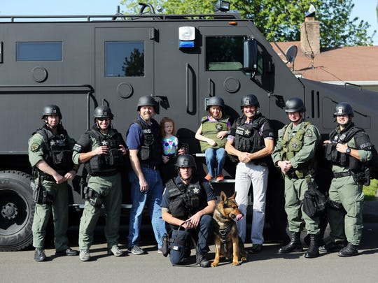 7 things to know about SWAT team response