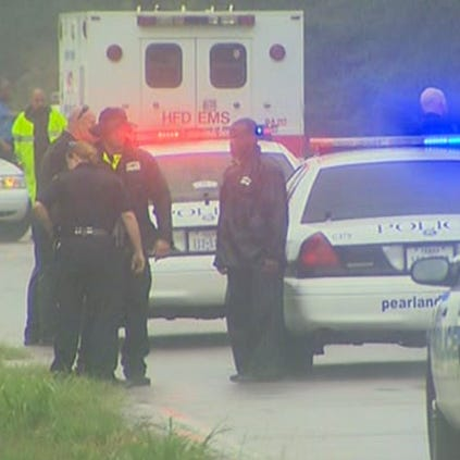 A woman was shot and killed Wednesday afternoon by her boyfriend in southeast Houston after attempting to move out of their home, according to investigators.