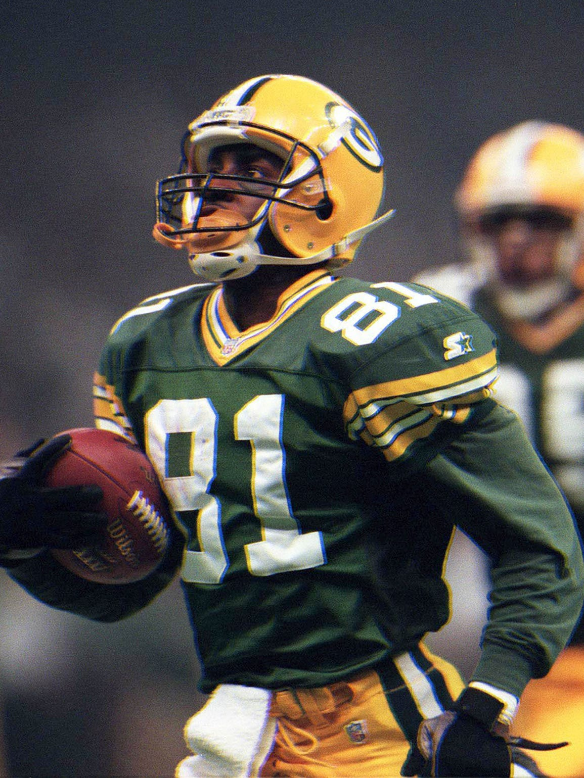 Desmond Howard was the MVP in Super Bowl XXXI as the Green Bay Packers defeated the New England Patriots, 35-21, in 1997. Howard is the cousin of Georgia State's Devin Mitchell. Mitchell's Georgia State Panthers are in the NCAA Tournament for the seventh time in school history.