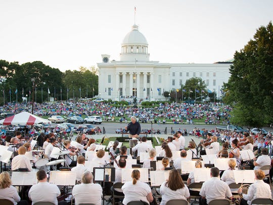 The Montgomery Symphony Orchestra presents Jubilee