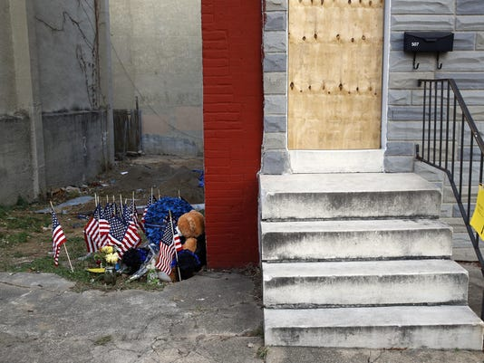 Baltimore Murder Mystery (2)