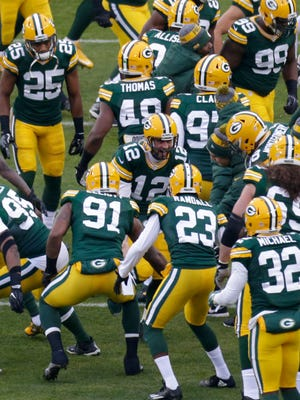 The Packers will be playing Sunday to reach their second Super Bowl with Mike McCarthy and Aaron Rodgers.