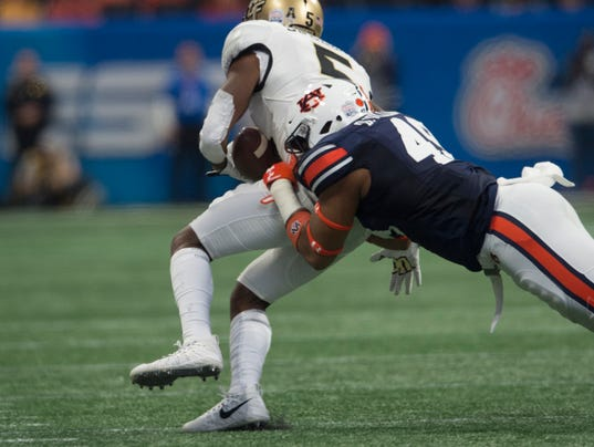 GAMEDAY: Auburn Central Florida Peach Bowl