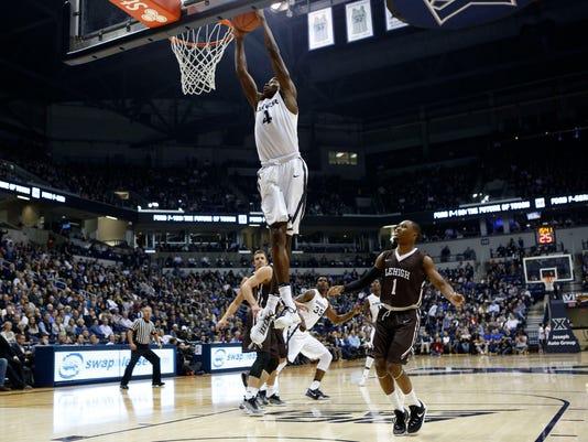 NCAA Basketball: Lehigh at Xavier