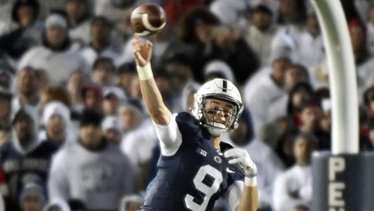 Penn State pulled the monumental upset without a prolific