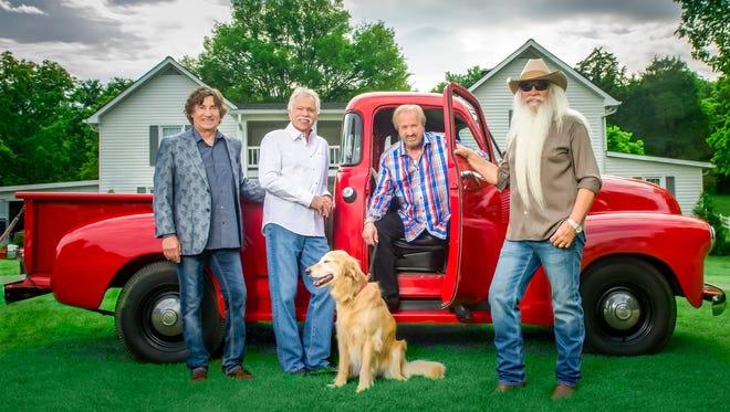 The Oak Ridge Boys perform at 8 p.m. Saturday at the Northern Edge Casino in Fruitland.