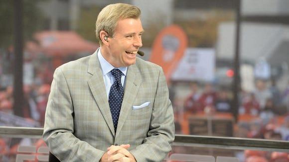 ESPN reporter Tom Rinaldi