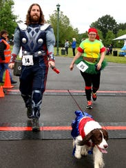 Community Action Agency is hosting the seventh annual Dash on May 12 at Riverfront Park. Kids, dogs, and superhero costumes are highly encouraged.