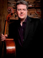 Welsh-born cellist and conductor Paul Watkins became