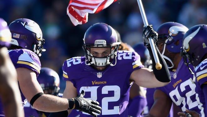 Vikings FS Harrison Smith is still seeking his first Pro Bowl nod.