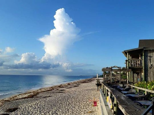 One of Craig Littler's favorite places to stay when he is in Vero Beach is The Driftwood Resort.