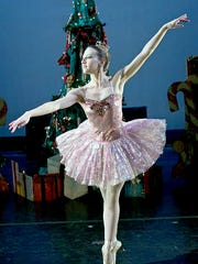 """Ballet For Young Audiences performs """"The Nutcracker"""""""