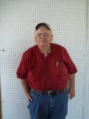 J.R. Harris, representing his daughter Joy Harris,